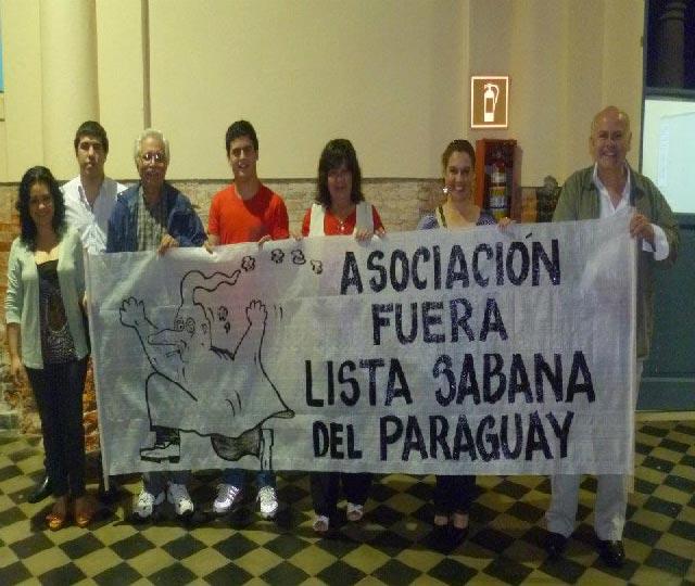 ASOCIACIÓN FUERA LISTA SÁBANA DEL PARAGUAY