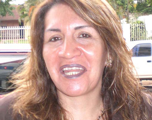 Zulma Gómez define como campanas a operadores