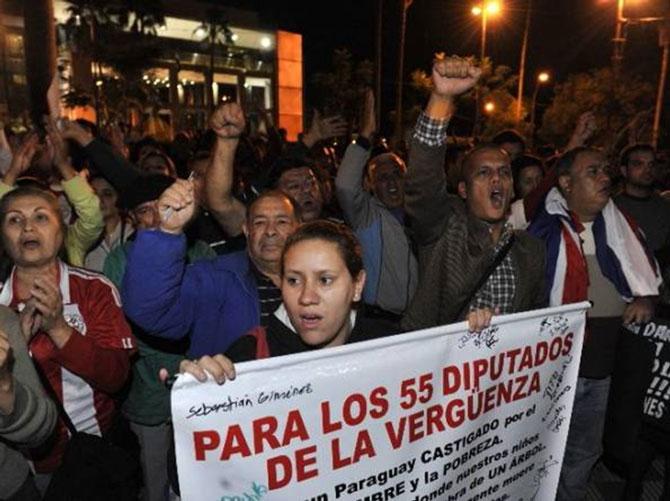"""Ahora la lucha es para conseguir el desbloqueo real de las """"listas sábana"""""""