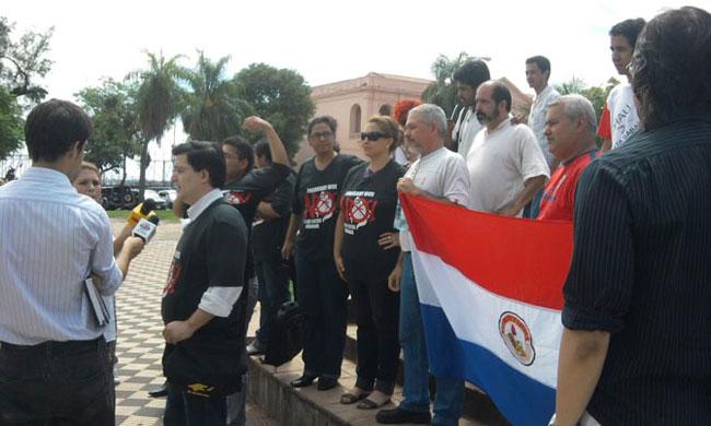 Juicio político a Lugo opacó el desbloqueo